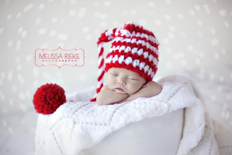 Melissa Rieke Photography ~ Kansas City Newborn Photographer