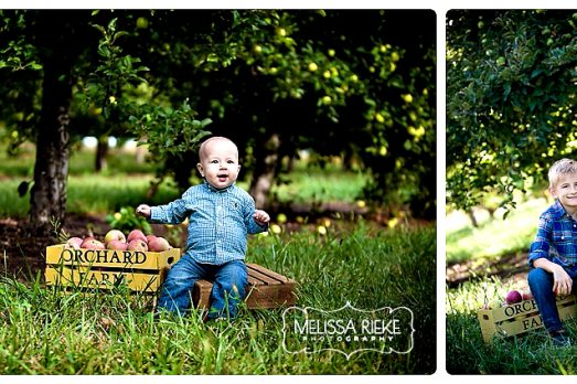 Fall Mini Sessions Melissa Rieke Photography ~ Kansas City Family Photographer