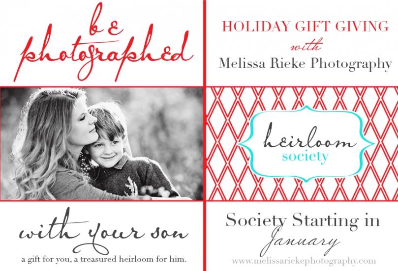 Melissa Rieke Photography ~ Heirloom Society