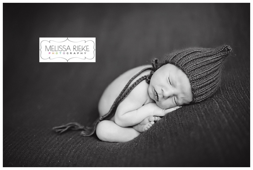 Melissa Rieke Photography - Newborn Image