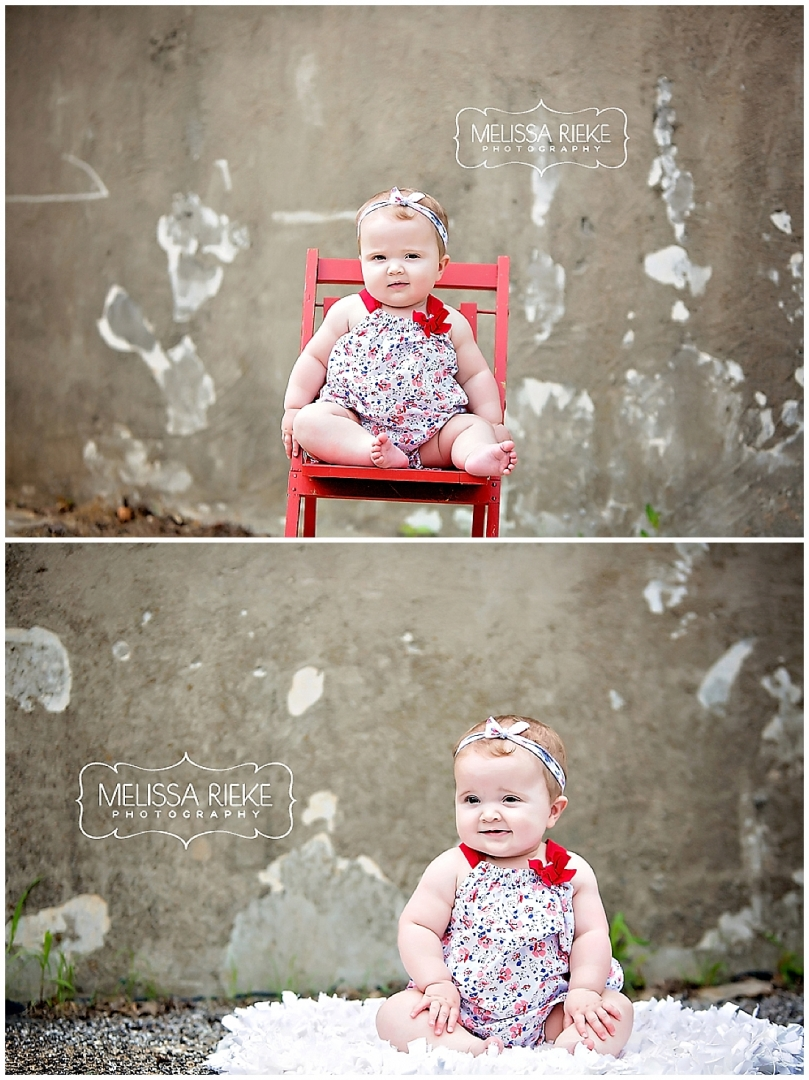 Kansas City Baby Photos |Melissa Rieke Photography