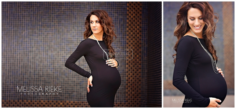 Glamorous Maternity - Kansas City Maternity Photographer