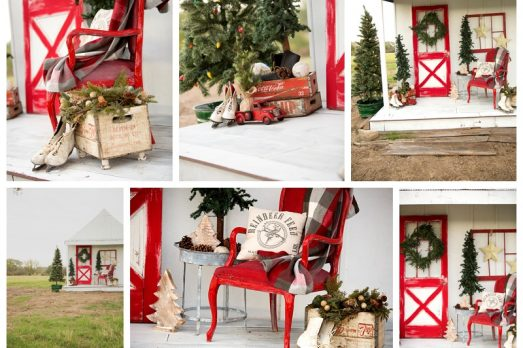 Holiday Hoopla 2015 | Kansas City Christmas Photographer | Melissa Rieke Photography