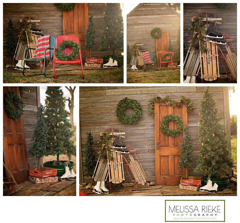 Holiday Hoopla 2015 | Kansas City Christmas Photographer | Melissa Rieke Photography