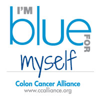 Dress In Blue Day - Colon Cancer - Melissa Rieke Photography