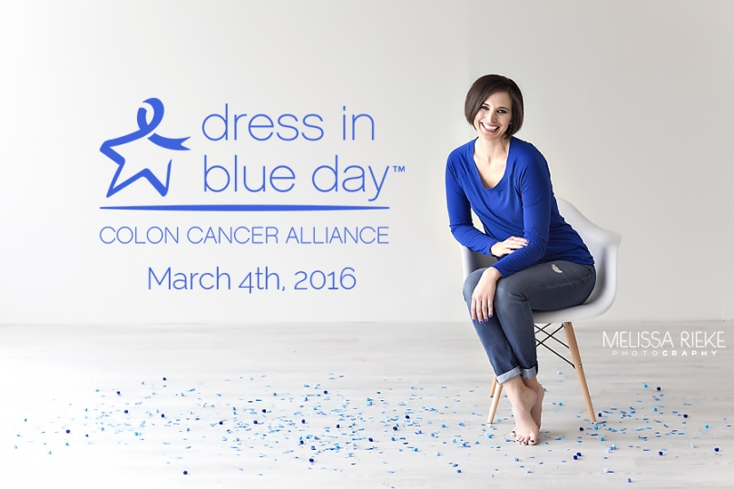Dress In Blue Day Colon Cancer Awareness