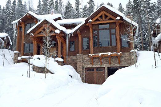 Winter Park Lodging Company   Family Ski Trip   Bridger's Cache Ski Lodge   Winter Park   Melissa Rieke Photography