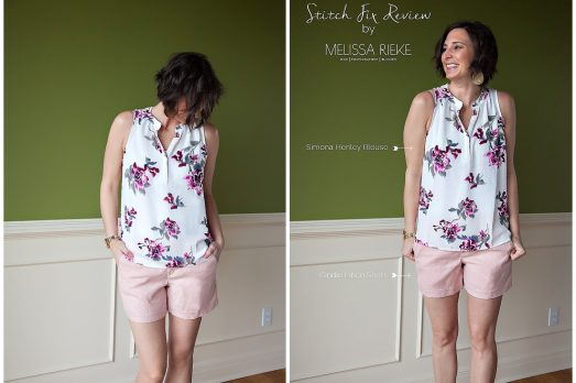 Stitch Fix Outfit Review Kansas City Mom Style Fashion Spring Subscription Box