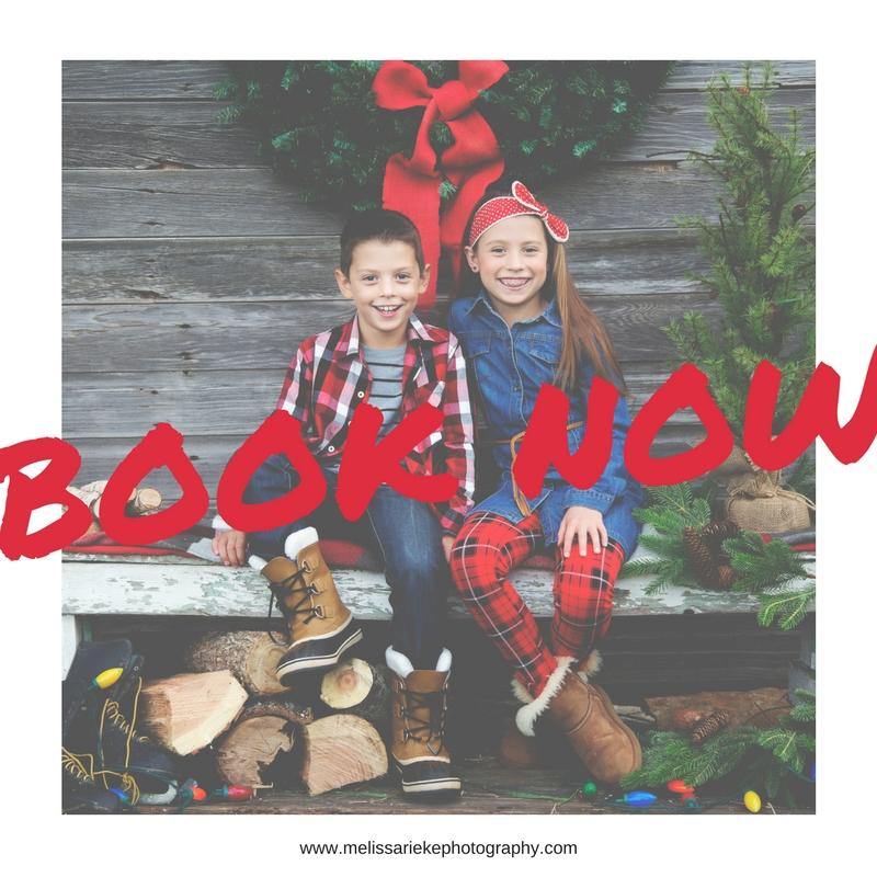 Holiday Hoopla 2016 Kansas City Family Christmas Photographer