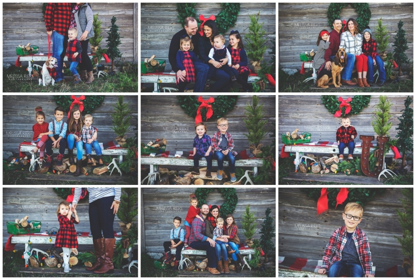 Christmas Card Pictures Kansas City Mini Sessions