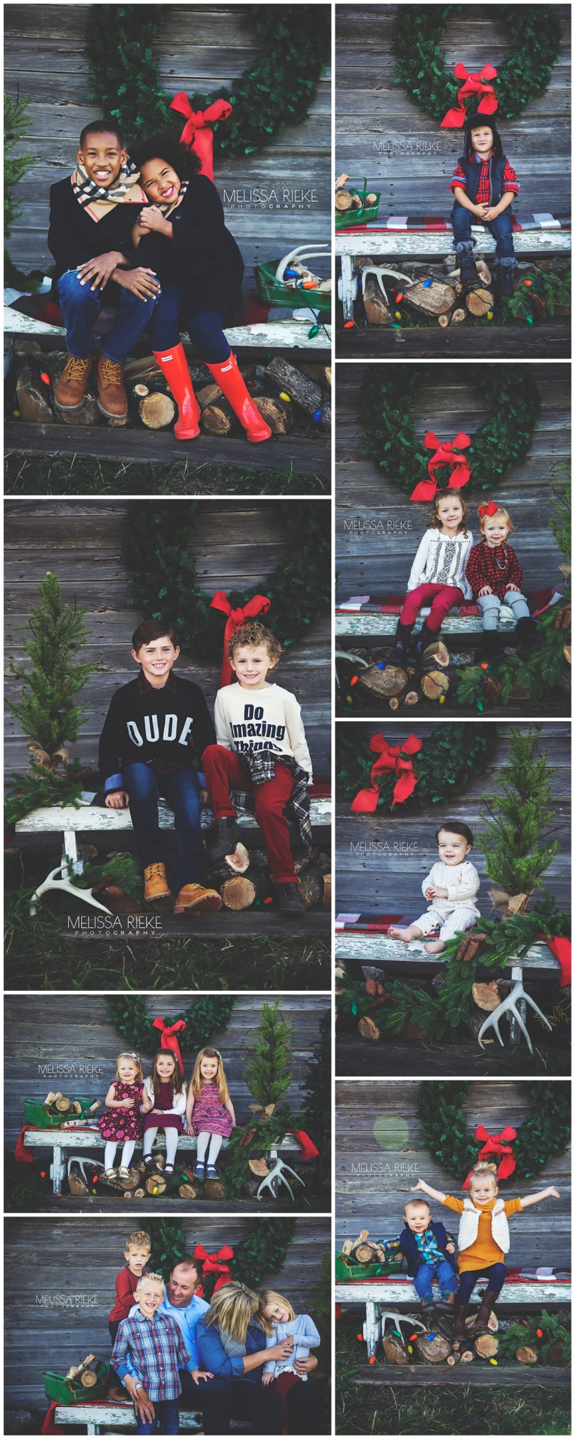 Christmas Card Pictures Holiday Hoopla Kansas City Mini Sessions