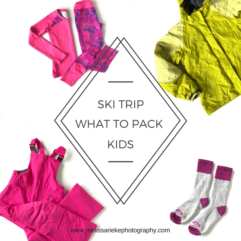 Packing For Family Ski Trip Vacation Colorado Winter Park