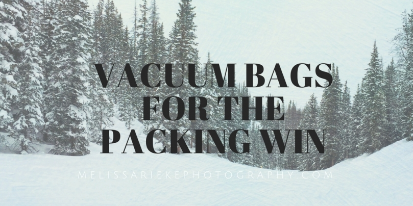 Packing Tips Vacation Winter Ski Vacuum Bags Bulky Clothes