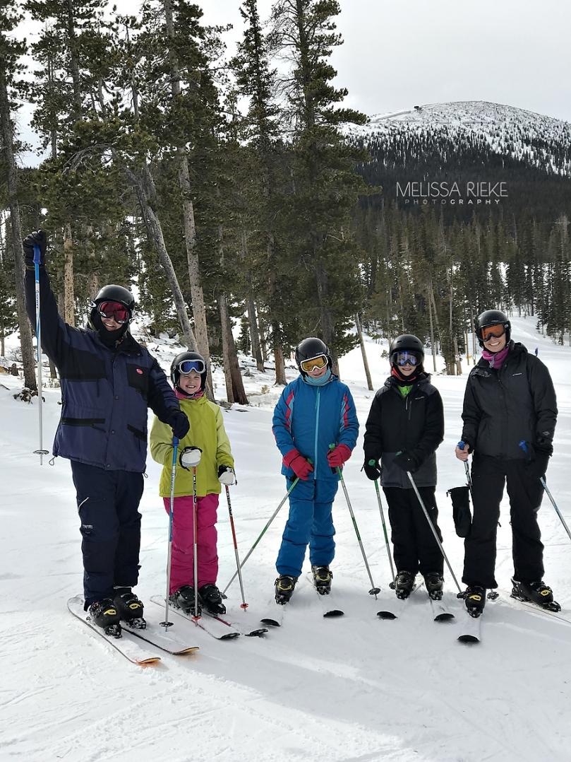 Famiy Friendly Spring Break Ski Vacation Winter Park CO