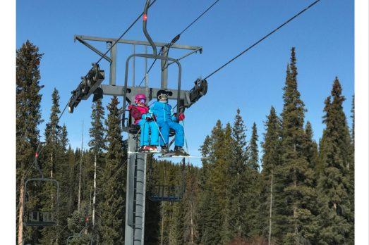 Family Friendly Spring Break Ski Trip Winter Park CO