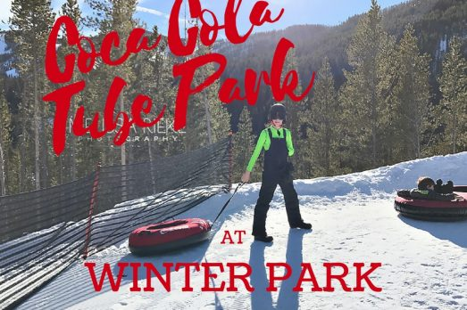 Winter Park Resort Coca Cola Tube Park Family Vacation Best Tube Park