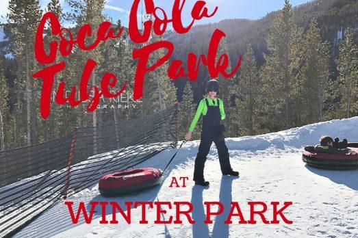 Winter Park Resort Coca Cola Tube Park Family Vacation Best Tube Park