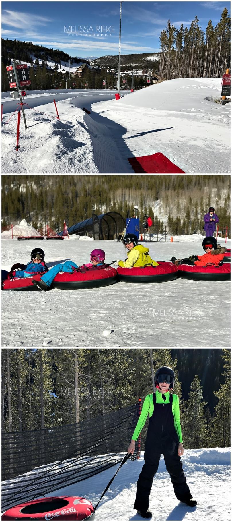 Best Tubing Hill Winter Park Ski Trip Family Fun Vacation