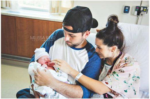 Baby Janner Arrived Birth Newborn Bachelor In Paradise Kansas City
