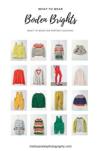 Boden Brights What To Wear for Family Pictures Kansas City Photos Fall