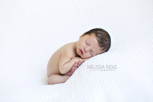 Baby Emmy Tolbert Jade Tanner Bachelor Paradise Kansas City Newborn Portraits Pictures