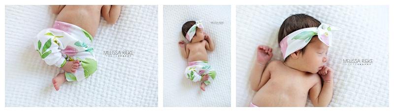 Baby Emmy Tolbert Jade Roper Tanner Bachelor Paradise Kansas City Newborn Portraits Pictures