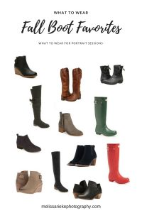 Fall Boot Favorites Booties Over the Knee Riding Fashion