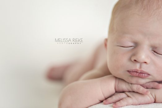 Newborn Baby Boy Photo Session Kansas City