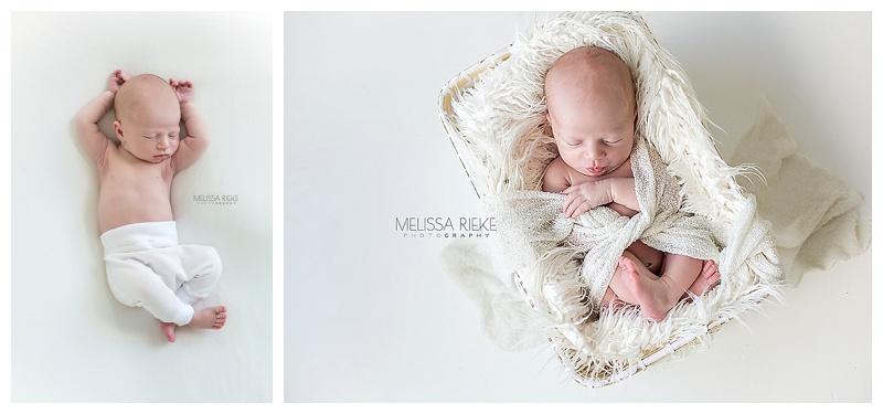 Newborn Baby Posed Fur Props Boy Photos Pictures Kansas City