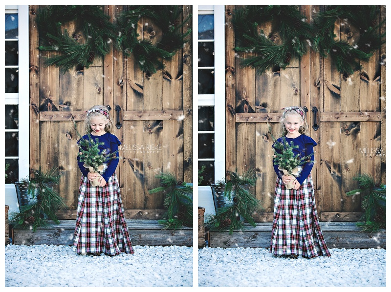 Christmas Card Picture Set Holiday hoopla Kansas City Mini Sessions