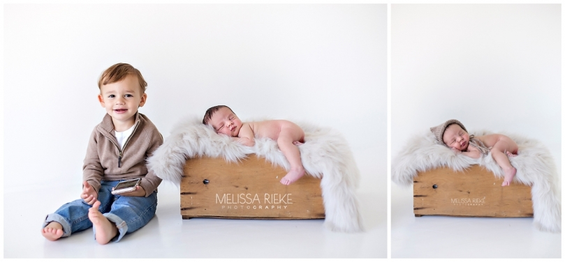 Baby Boy Newborn Pictures Kansas City Photographer