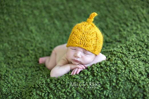 Newborn Photos of Baby Boy Drew