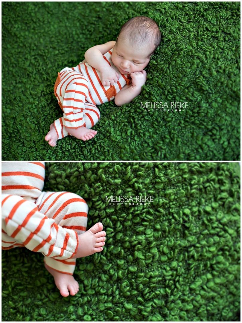 Tiny Toes Photos of Baby Boy Drew Newborn Baby