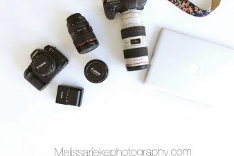 Photography Equipment for Newborn Photographer