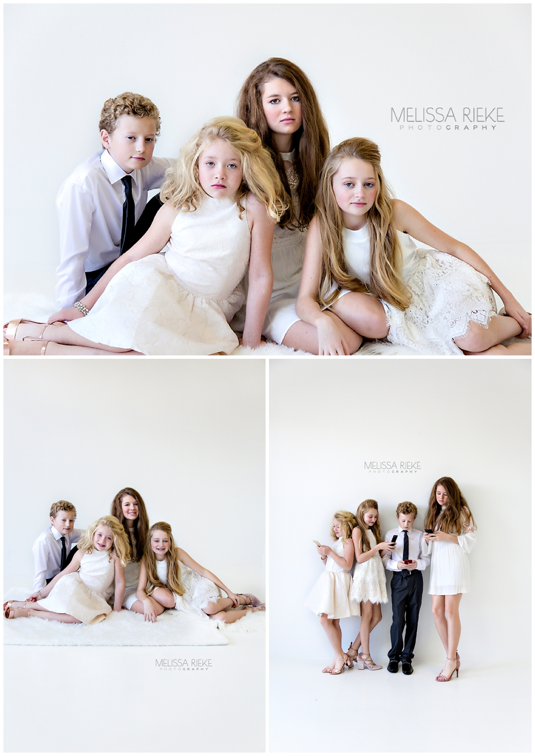 Black Friday Sibling Tweens Teens Photographer Kansas City Pictures