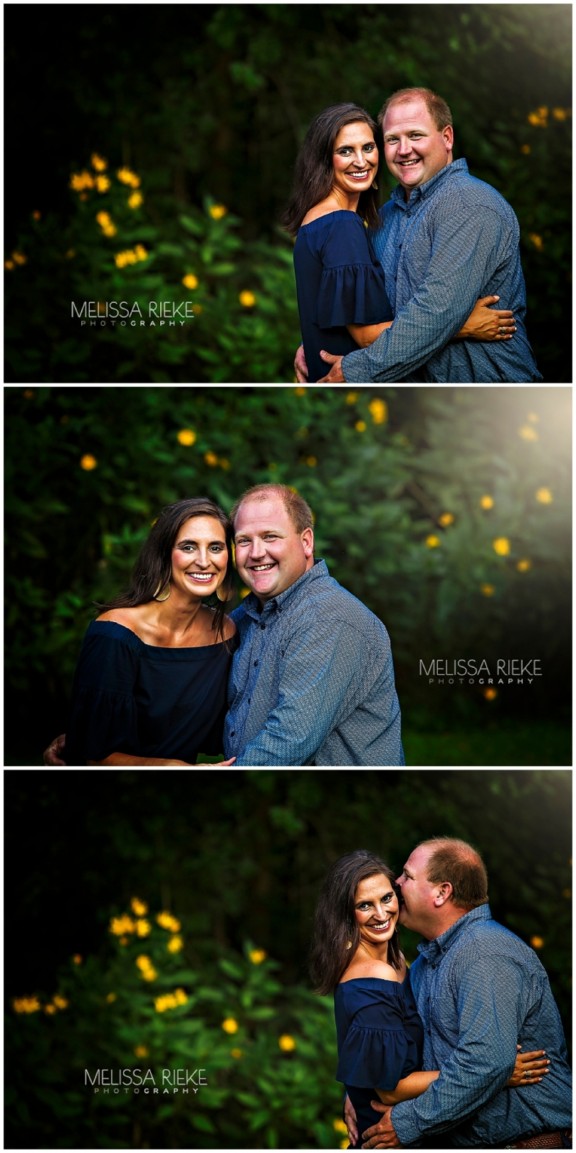 Parent Pictures at Family Portrait Session with Kansas City Photographer Family