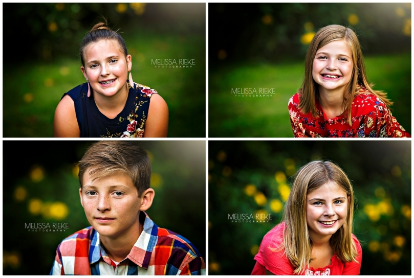 Cousin Pictures Just the Kids Kansas City Photographer