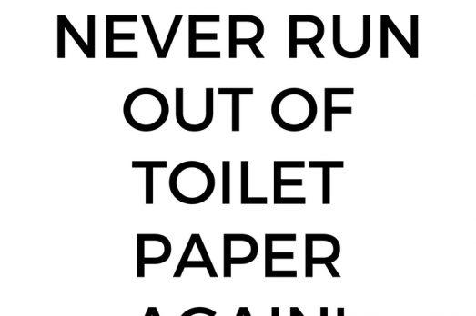 Never Run out of Toilet Paper Subscription Services