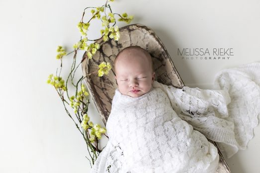 Simple Newborn Photography Props