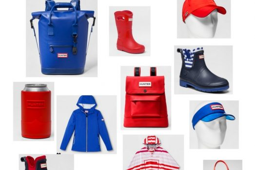 Red White and Blue Summer Party Ready Accesories Bags Boots