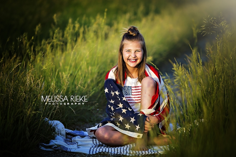 Kansas City 4th of July Mini Sessions