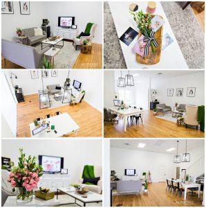 Newborn Photography Studio Tour Kansas City