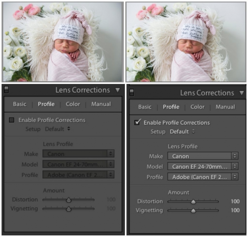 Newborn Photography Editing Lightroom Photoshop Posing Baby
