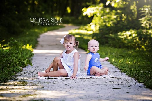 Kansas City Outdoor Children's Pictures Natural Light Photographer Baby Photos Family Pics