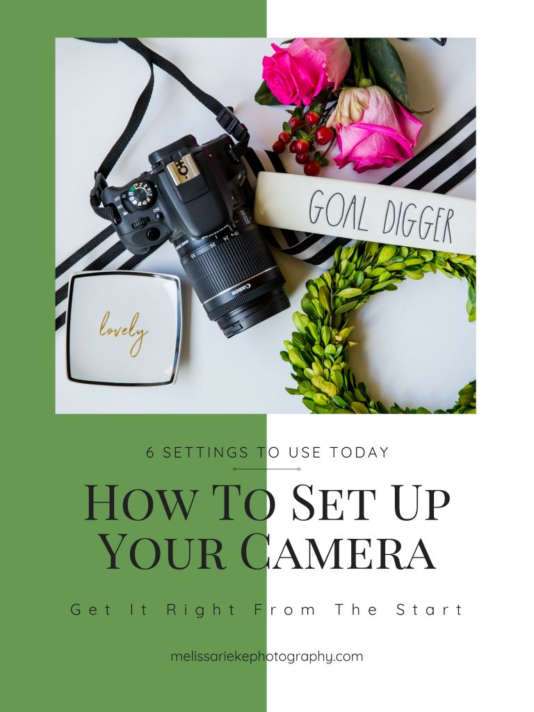 How To Get The Right Camera Settings