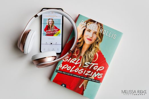 What I'm Reading Right Now Books Rachel Hollis Stop Apologizing Girl Boss Reads Smart Lady