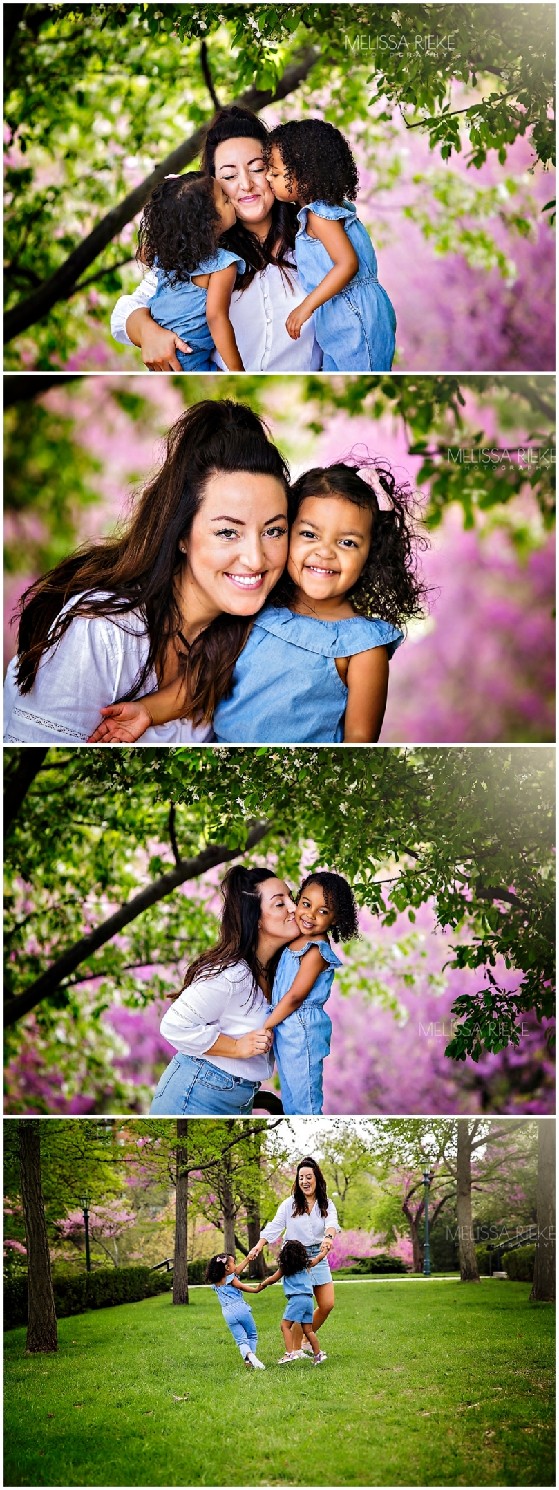 Mommy and Me Mini Sessions Nelson Atkins Museum Kansas City Outdoor Photos Mothers Day