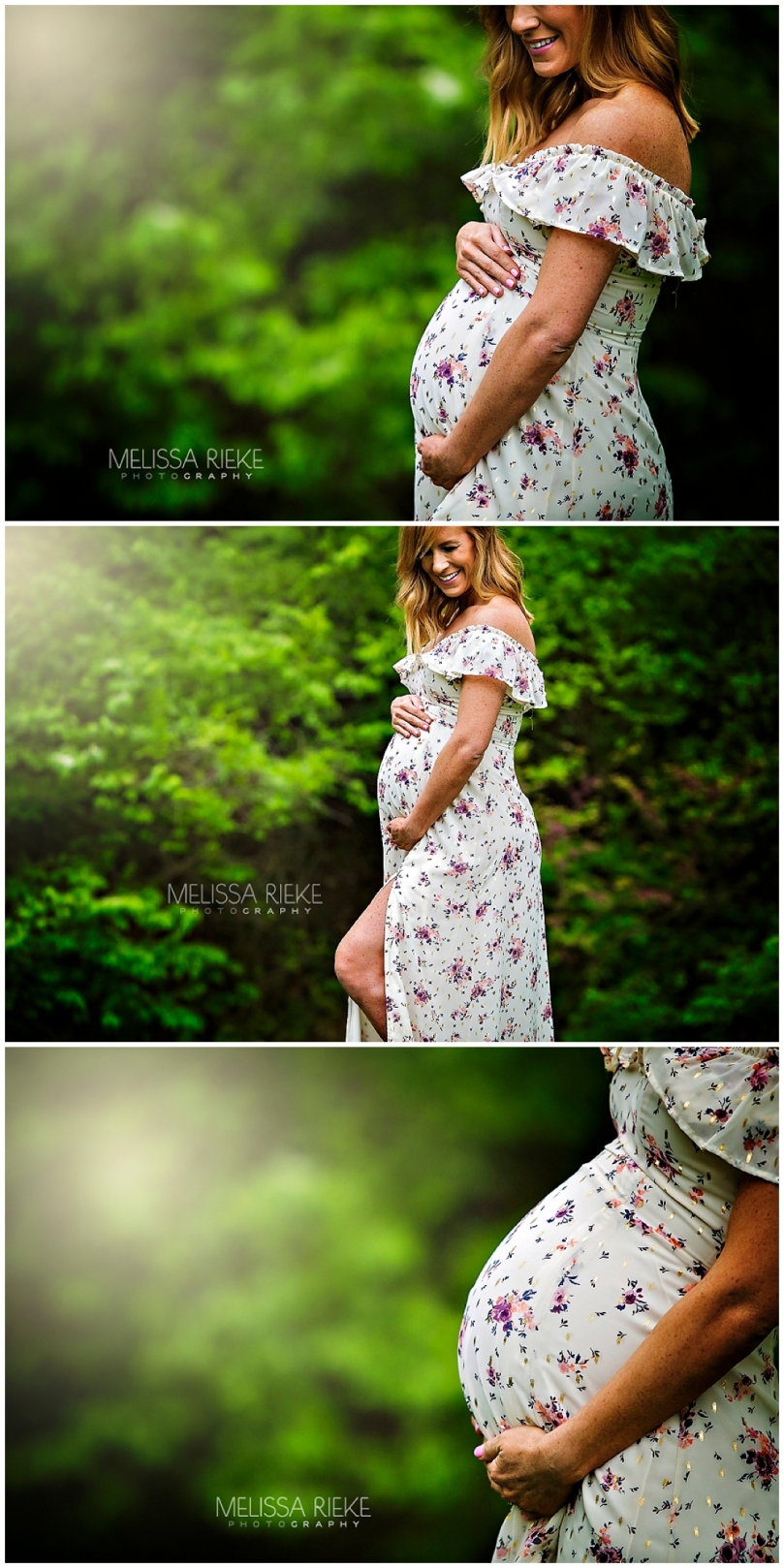 Shawnee Maternity Photographer Kansas City Baby Bump Photography