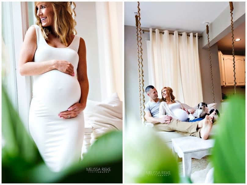 Shawnee Maternity Photographer Kansas City Baby Bump Photography