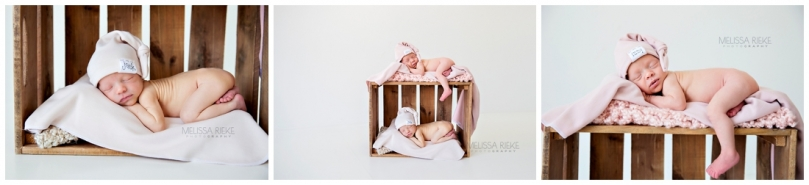 Boy Girl Twin Newborn Photos Surprise Twin Newborn Baby Photos Kansas City Photographer